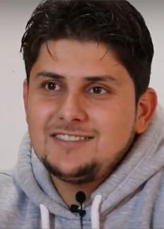 Head-and-shoulders photo of Jihad Quisanyeh